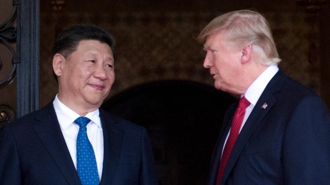 美中貿易談判傳出新進展。(圖:AFP)