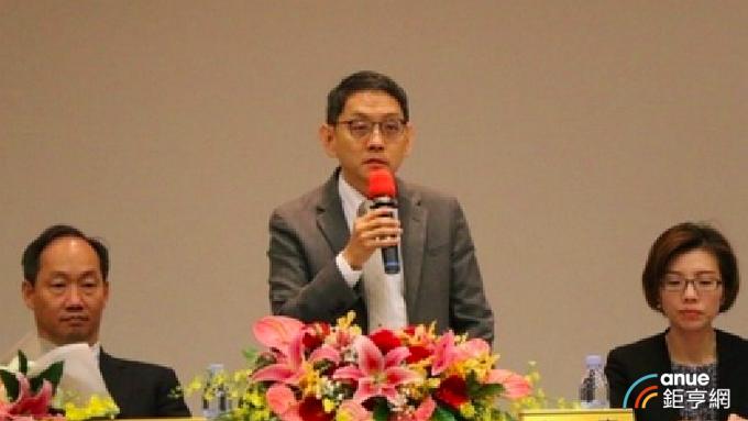 中為華新科董事長焦佑衡。(鉅亨網資料照)