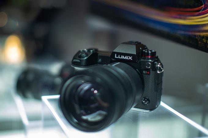 Panasonic Lumix S1R 全幅無反(圖:AFP)