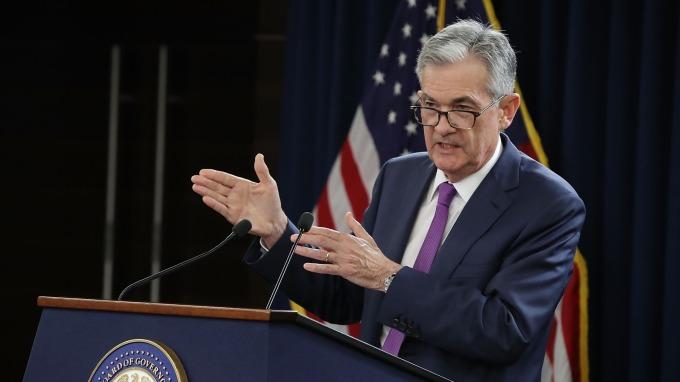 聯準會主席鮑爾(圖:AFP)