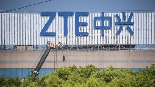(圖六:中興通訊公司將於 MWC 展發表 5G 手機,AFP)