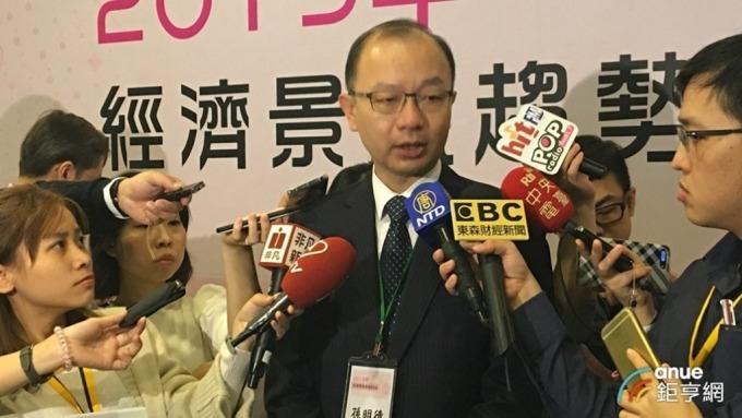 台灣經濟研究院景氣預測中心主任孫明德。(鉅亨網資料照)