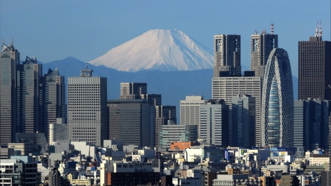 日本小型企業倒閉件數創8年新高。(圖:AFP)