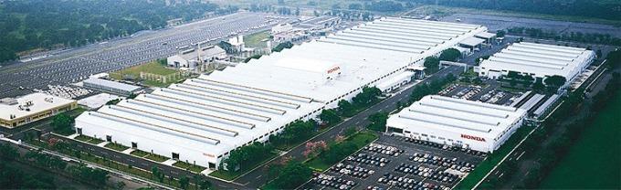 本田屏東工廠 (圖:翻攝自 HONDA TAIWAN 官網)
