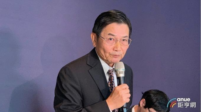 南亞科總經理李培瑛。(鉅亨網記者林薏茹攝)