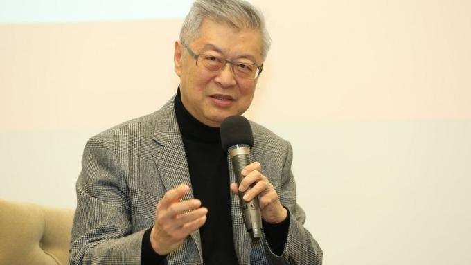 新世代金融基金會董事長陳冲今日,對於財團法人法提出四大建議。(圖:資誠提供)