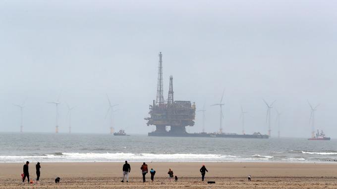 IMO新規定可能對明年油價造成衝擊。(圖:AFP)