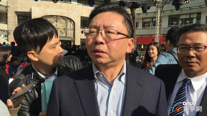 和泰車總經理蘇純興。(鉅亨網記者王莞甯攝)