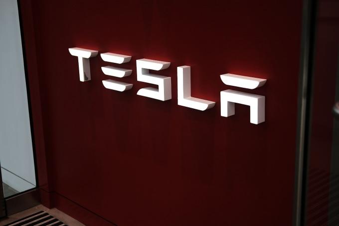 特斯拉宣布即將推出平價電動休旅車「Model Y」。(圖:AFP)