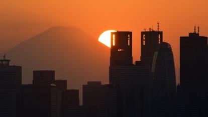 日本人力荒,又一業者停止24小時營業 (圖:AFP)
