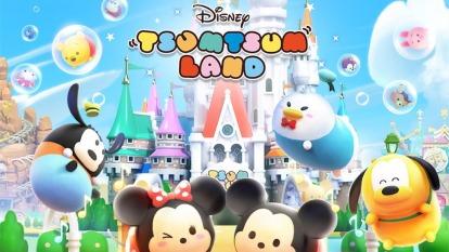唯晶數位將於Q2推出日本迪士尼與Colopl協同開發的全新《Tsum Tsum》系列手遊《Disney Tsum Tsum Land》。(圖:唯晶數位提供)