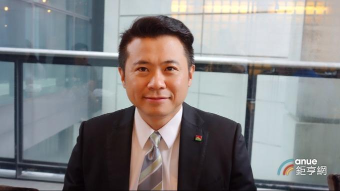 大馬信義總經理李杰峰。(鉅亨網記者張欽發攝)