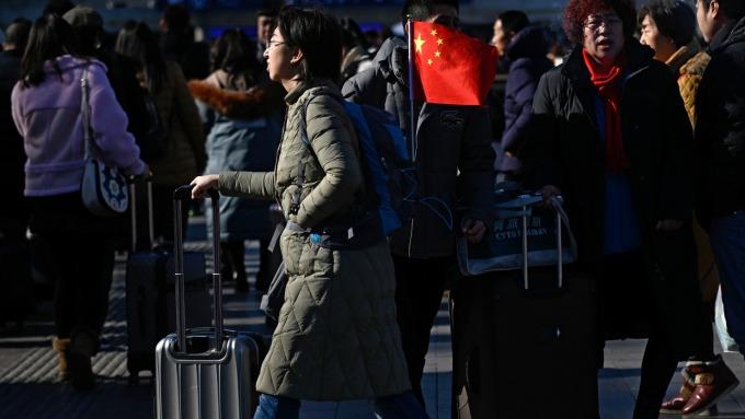 研究顯示,中國GDP有灌水嫌疑。(圖:AFP)