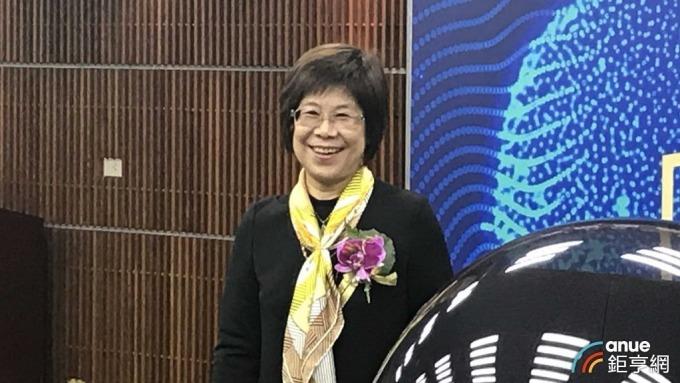 土地銀行董事長凌忠嫄。(鉅亨網記者郭幸宜攝)