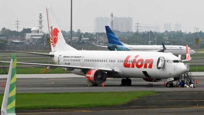 據傳印尼獅航擬取消220億美元波音訂單。(圖:AFP)