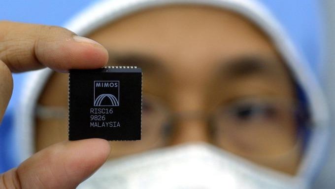 晶片業柳暗花明。(圖:AFP)