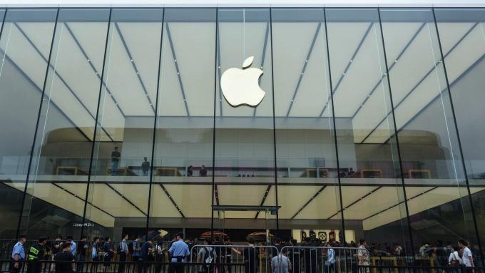 Spotify針對App Store提出反壟斷訴訟。(圖:AFP)