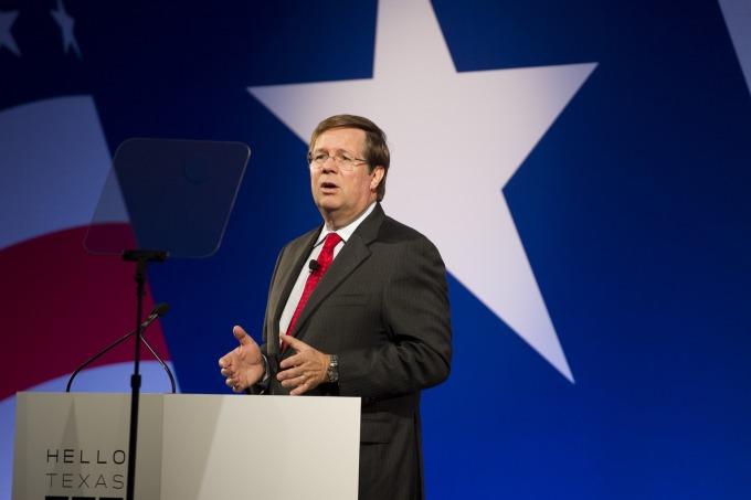 北美豐田公司CEO Jim Lentz (圖:AFP)