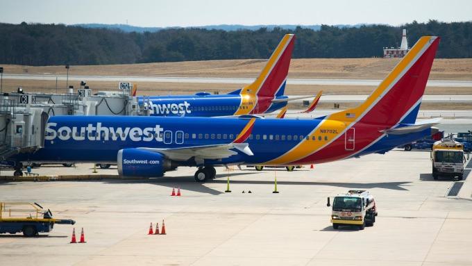 6週?美銀:波音修復737 Max機型軟體至少要3-6個月。(圖:AFP)