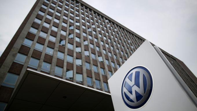 美國SEC控告福斯汽車及其前執行長。(圖:AFP)