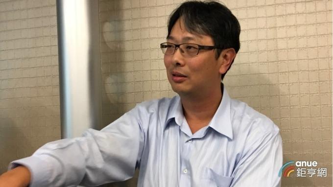 太極總經理謝明凱。(鉅亨網資料照)