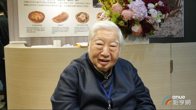 南僑董事長陳飛龍。(鉅亨網記者張欽發)
