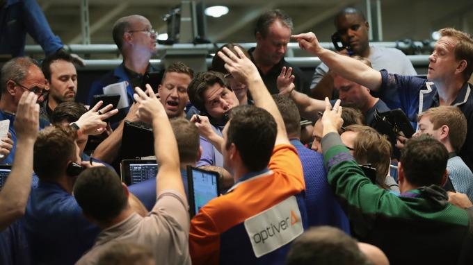 在市場中過度波段操作往往得不償失。(圖:AFP)