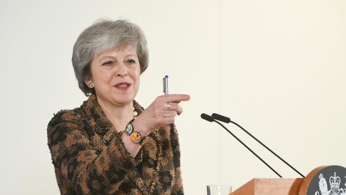 圖:AFP  英國脫歐對新興市場可能是利多