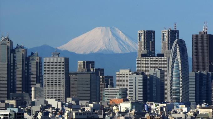 日本國土交通省發表最新公告地價 (圖:AFP)
