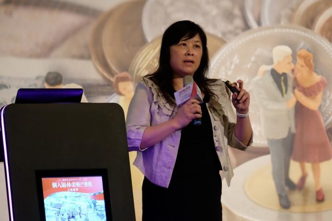 中央大學財務金融學系特聘教授楊曉文教授。