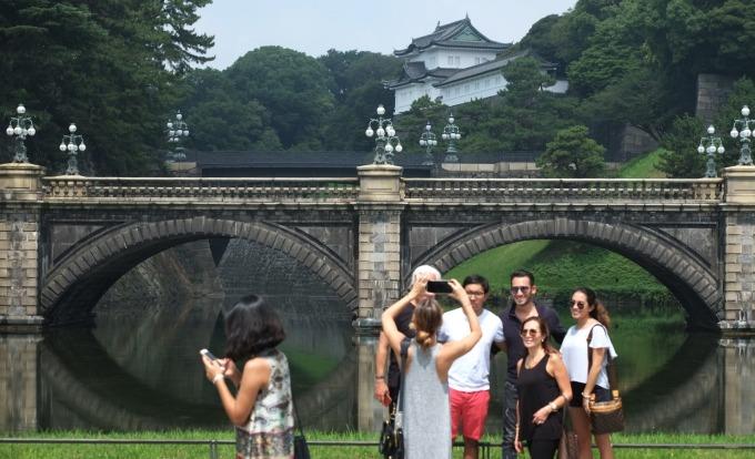 上月訪日外國觀光客人數創歷年新高,逾 260 萬人 (圖:AFP)