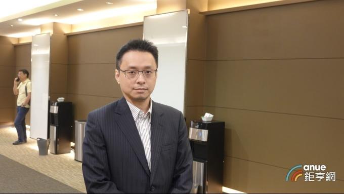 富喬工業董事長張元賓。(鉅亨網記者張欽發攝)