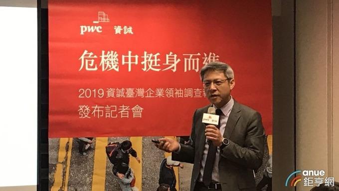 AI趨勢改寫企業營運面貌,近9成台灣企業政府應扮演推手。(鉅亨網記者郭幸宜攝)