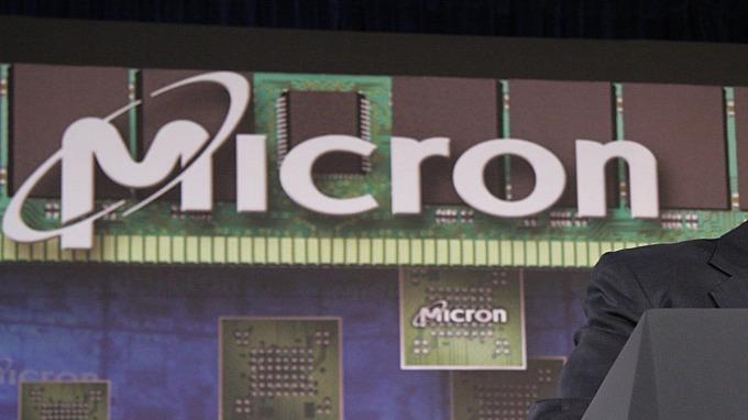 美光預告晶片市場將出現復甦,看好第四季的晶片需求。(圖:AFP)
