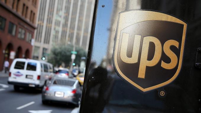 UPS推區塊鏈平台「Inxeption Zippy」(圖:AFP)
