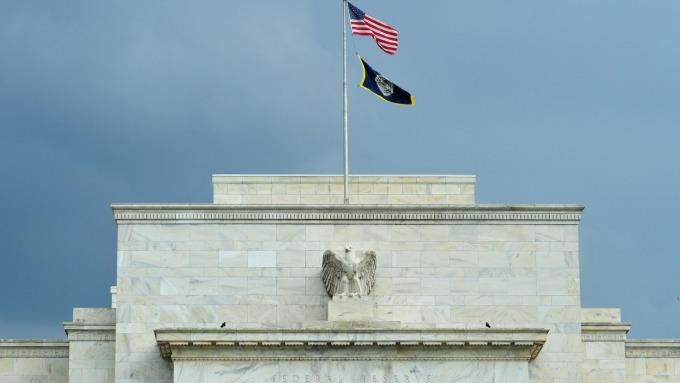 不信官方說法 標普國際評級:Fed升息之路還沒走完。(圖:AFP)