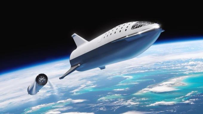 SpaceX計畫打造「星艦」(圖:)