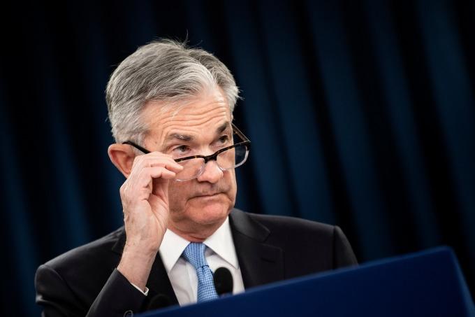 聯準會主席鮑爾 (圖: AFP)
