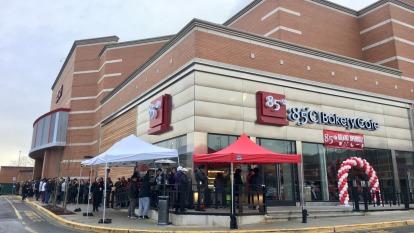 85度C今年目標在美國再展店15家。(圖:美食提供)