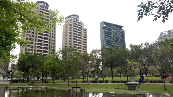 竹北若合山建案。(圖:台灣房屋提供)
