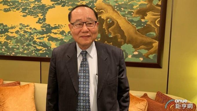 圖:樂斯科董事長陳振忠。(鉅亨網記者陳研旻攝)