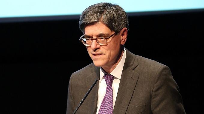 圖:AFP  美國前財長路傑克