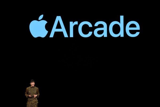 果迷可以在 App Store 月付訂閱 Apple Arcade 中的所有遊戲。(圖:AFP)