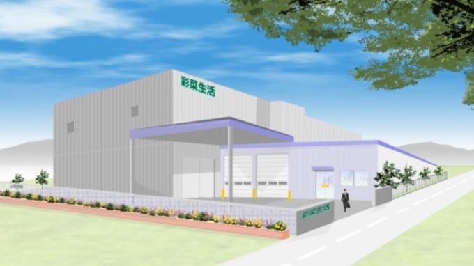 東京電力多角化經營,投資興建蔬菜生產工廠 (圖:翻攝自Farmship官網)