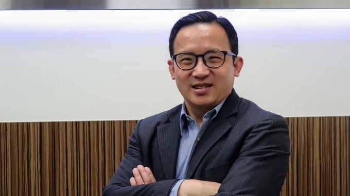 擷發科技總經理楊健盟。(圖片:擷發提供)