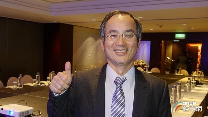 傑智環境科技董事長張豐堂。(鉅亨網記者張欽發攝)