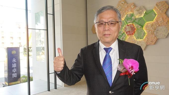 永雄建設機構董事長劉炳煌。(鉅亨網記者張欽發攝)