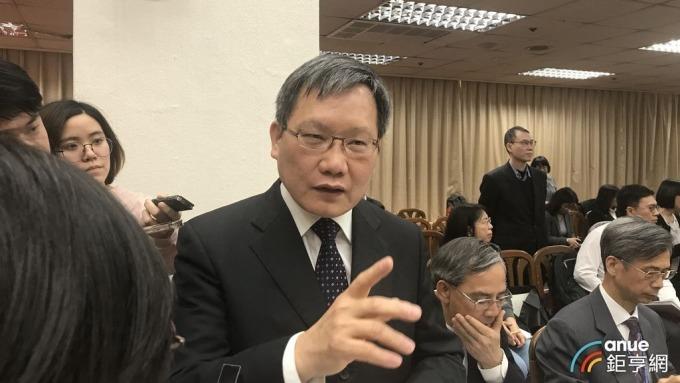 財政部長蘇建榮認為,國安基金規模維持現有的5000億元即可。(鉅亨網資料照)