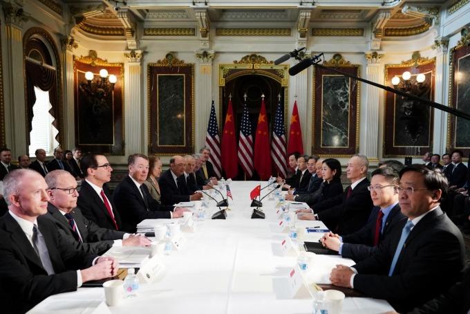 美方貿易團隊一直向中國施壓,要求放寬對美國雲端運算和其他高科技服務提供商的限制。(圖:AFP)