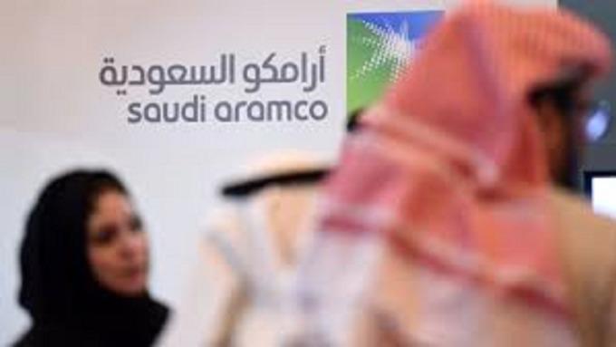 沙特阿美榮登全球企業獲利王。(圖:AFP)